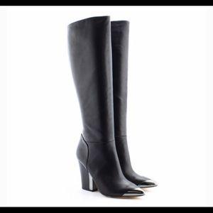 Sam Edelman┃Maureen High Leather Boots